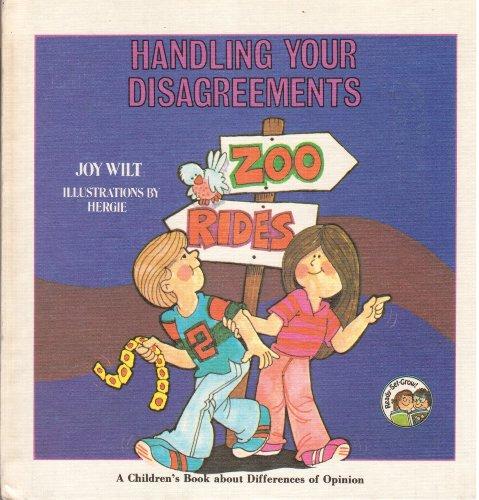 Handling Your Disagreements (9780516025117) by Berry, Joy Wilt