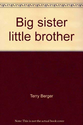 9780516030067: Big sister, little brother