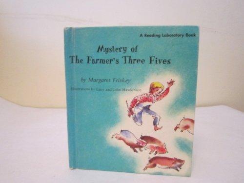 9780516030487: Mystery of the Farmer's Three Fives