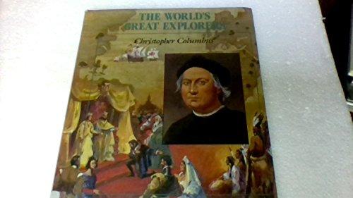 9780516030647: Christopher Columbus (World's Great Explorers)