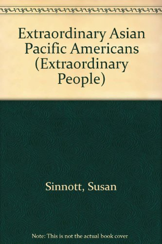 Extraordinary Asian Pacific Americans: Sinnott, Susan