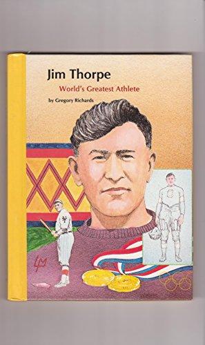 9780516032078: Jim Thorpe: World's Greatest Athlete (People of Distinction Series)