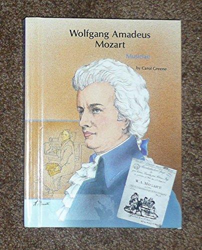 Wolfgang Amadeus Mozart: Musician (People of Distinction) (0516032615) by Greene, Carol
