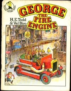 George, the fire engine (0516034715) by H. E Todd