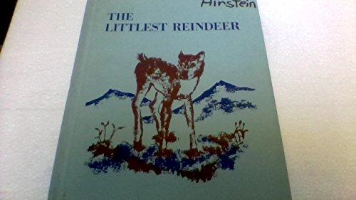 9780516035345: The Littlest Reindeer