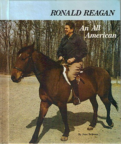 9780516035659: Ronald Reagan--An All American (Picture Story Biographies Series)