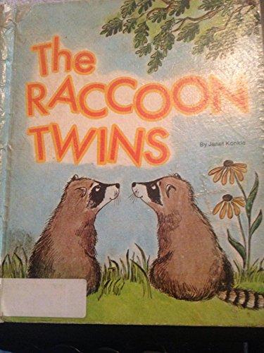 9780516035680: The raccoon twins,