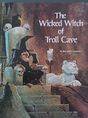 9780516036724: The wicked witch of Troll Cave