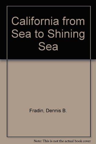 9780516038056: California from Sea to Shining Sea