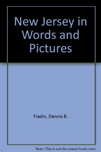 9780516039305: New Jersey in Words and Pictures
