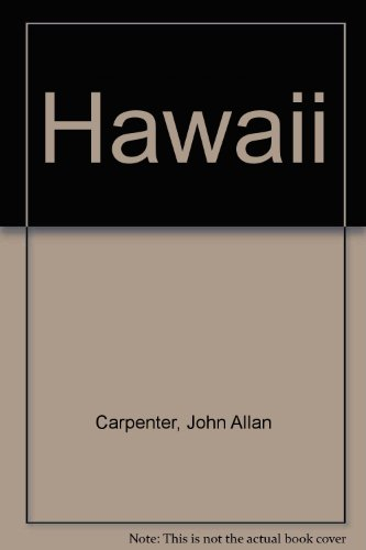 9780516041117: Hawaii (His The new enchantment of America)