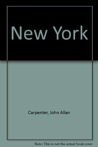 9780516041322: New York (His The new enchantment of America)