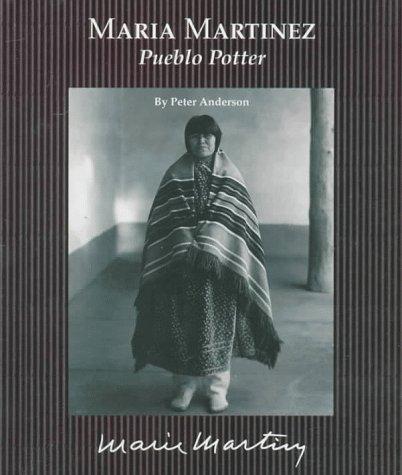 9780516041841: Maria Martinez: Pueblo Potter (Picture-Story Biographies)