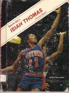 9780516043340: Title: Isiah Thomas Pocket Magic Sports stars
