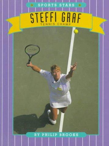 9780516043975: Steffi Graf Tennis Champ