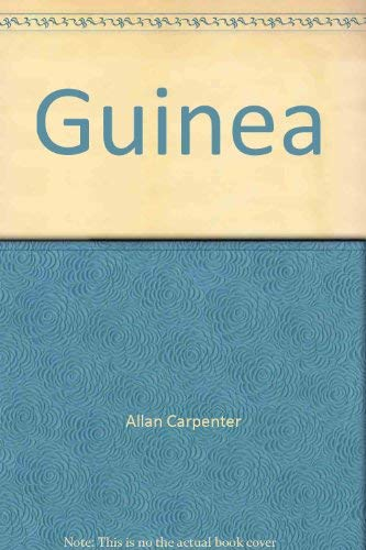9780516045672: Guinea (Enchantment of Africa)