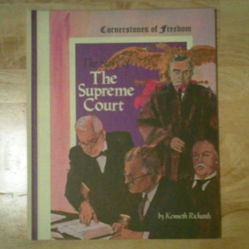 9780516046389: The Story of the Supreme Court,