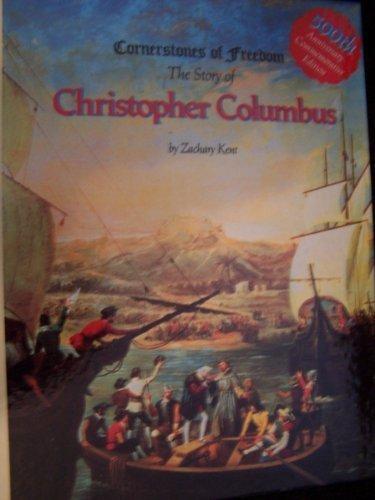 9780516048512: Christopher Columbus (Cornerstones of Freedom Second Series)