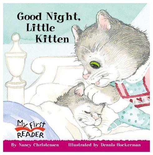 9780516053547: Good Night, Little Kitten (My First Reader)