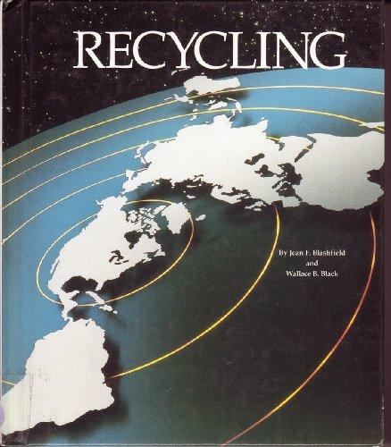 Recycling (SOS Earth Alert): Blashfield, Jean F.,