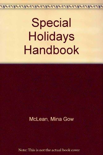 9780516063409: Special Holidays Handbook