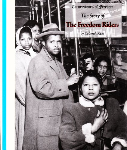 9780516066622: The Freedom Riders (Cornerstones of Freedom)