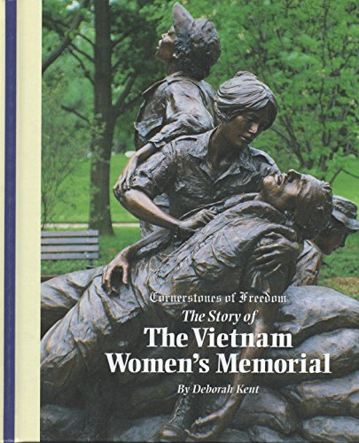 9780516066981: The Vietnam Women's Memorial (Cornerstones of Freedom Second Series)
