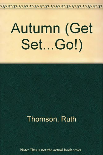 9780516079868: Autumn (Get Set...Go!)