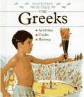 The Greeks (Footsteps In Time): Sally Hewitt