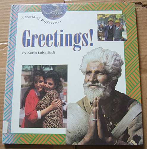 9780516081885: Greetings (A World of Difference Series)