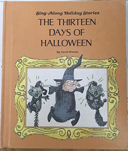 9780516082318: The Thirteen Days of Halloween
