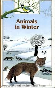 9780516082677: Animals in Winter (Young Discovery Library)