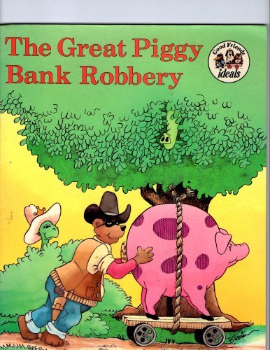 9780516091532: Great Piggy Bank Robbery