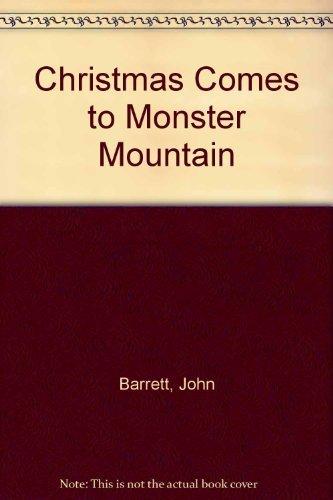 9780516091815: Christmas Comes to Monster Mountain (Bear Bks)