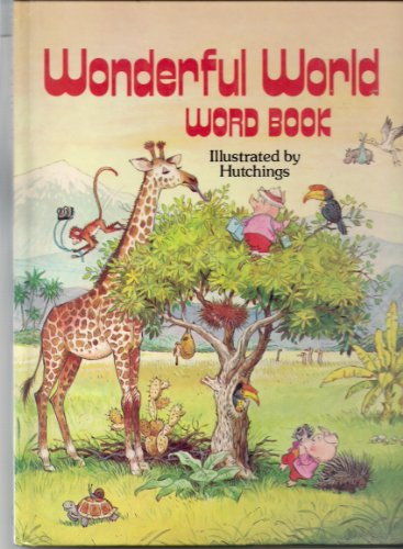 9780516097961: Rand McNally's Wonderful World Word Book