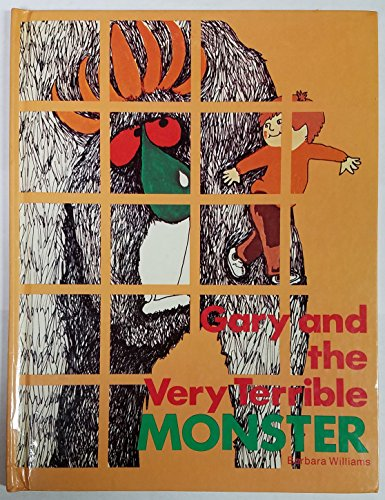 9780516134666: Gary and the Very Terrible Monster