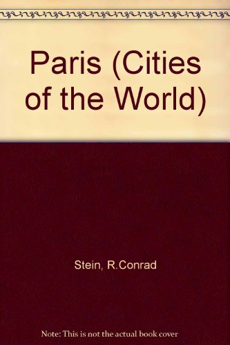 9780516200262: Paris (Cities of the World (Childrens Press Hardcover))