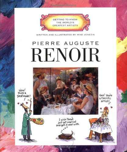 Pierre Auguste Renoir Getting Know World: M Venezia