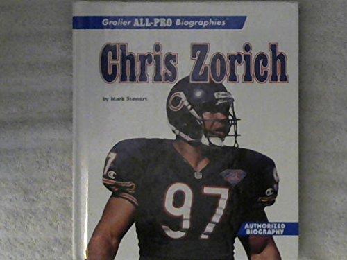 9780516201405: Chris Zorich (Grolier All-Pro Biographies)