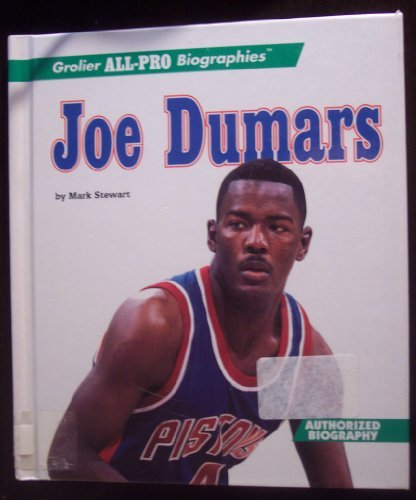 9780516201443: Joe Dumars (Grolier All-Pro Biographies)