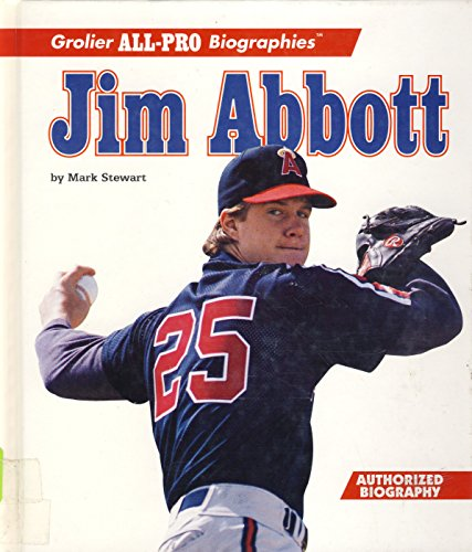 9780516201528: Jim Abbott (Grolier All-Pro Biographies)