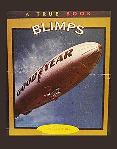 9780516203270: Blimps (True Books: Transportation)