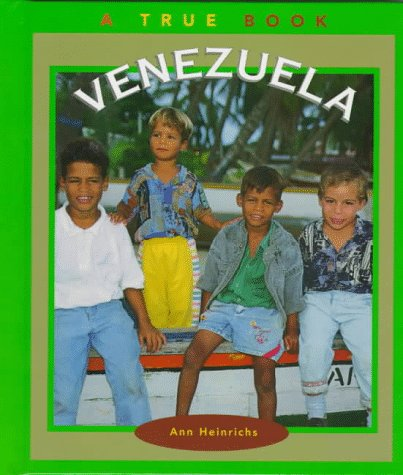 9780516203447: Venezuela (True Books: Geography: Countries)