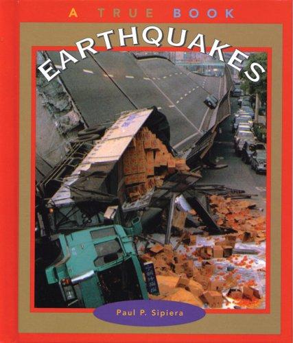 9780516206653: Earthquakes (True Books: Earth Science)