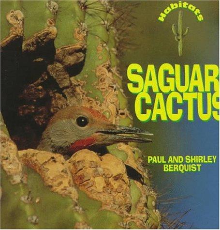 9780516207131: Saguaro Cactus (Habitats)