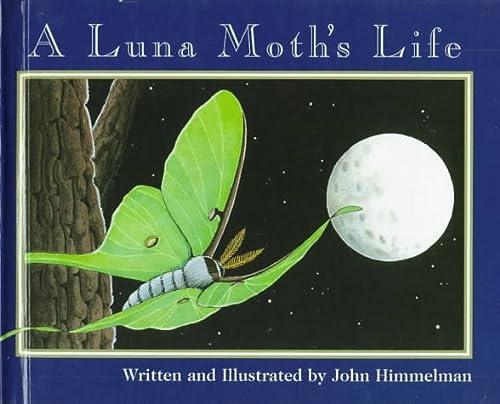 9780516208213: A Luna Moth's Life (Nature Upclose)