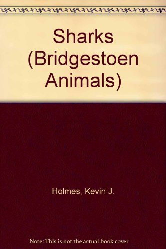 9780516208886: Sharks (Bridgestoen Animals)