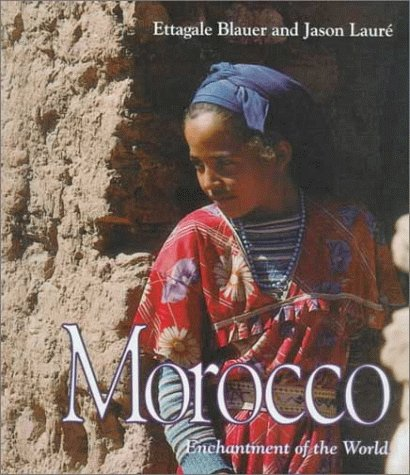 9780516209616: Morocco (Enchantment of the World Second Series)