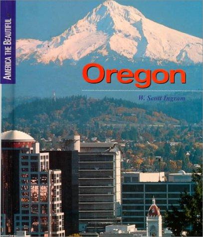 9780516209968: Oregon (America the Beautiful Second Series)