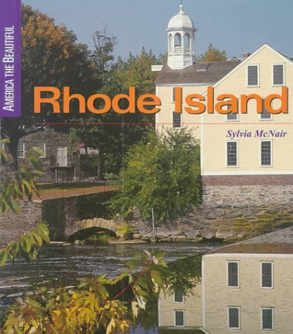 9780516210438: Rhode Island (America the Beautiful Second Series)